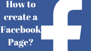 how to create a facebook page | skillzlearn