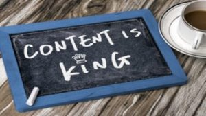 content is king | skillzlearn